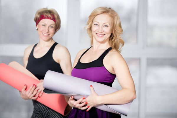 Middle Aged Active Women1
