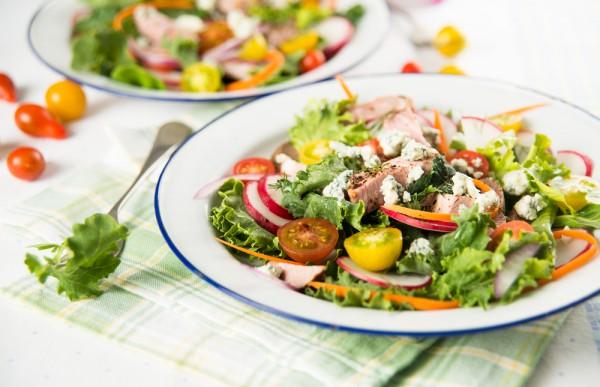 Лучшие летние салатики