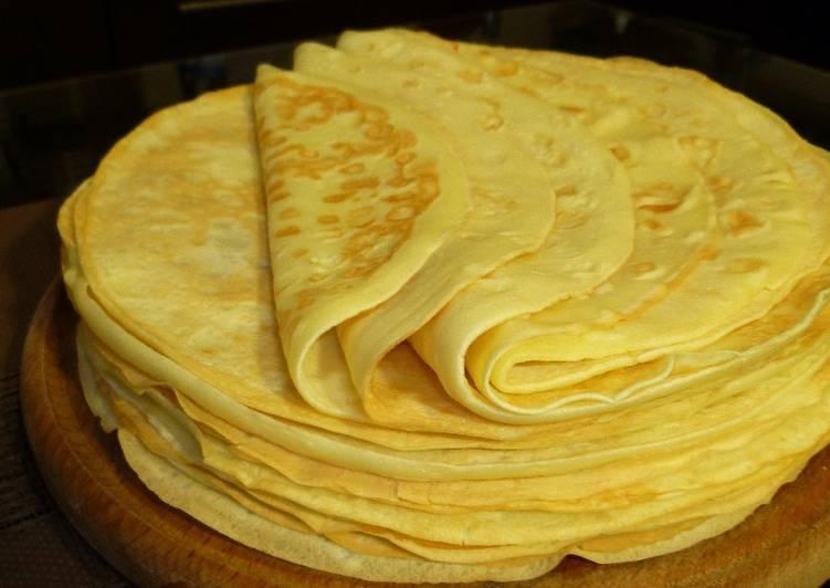 Картинки по запросу Рецепт блинов на майонезе: как приготовить нежнейшие блинчики
