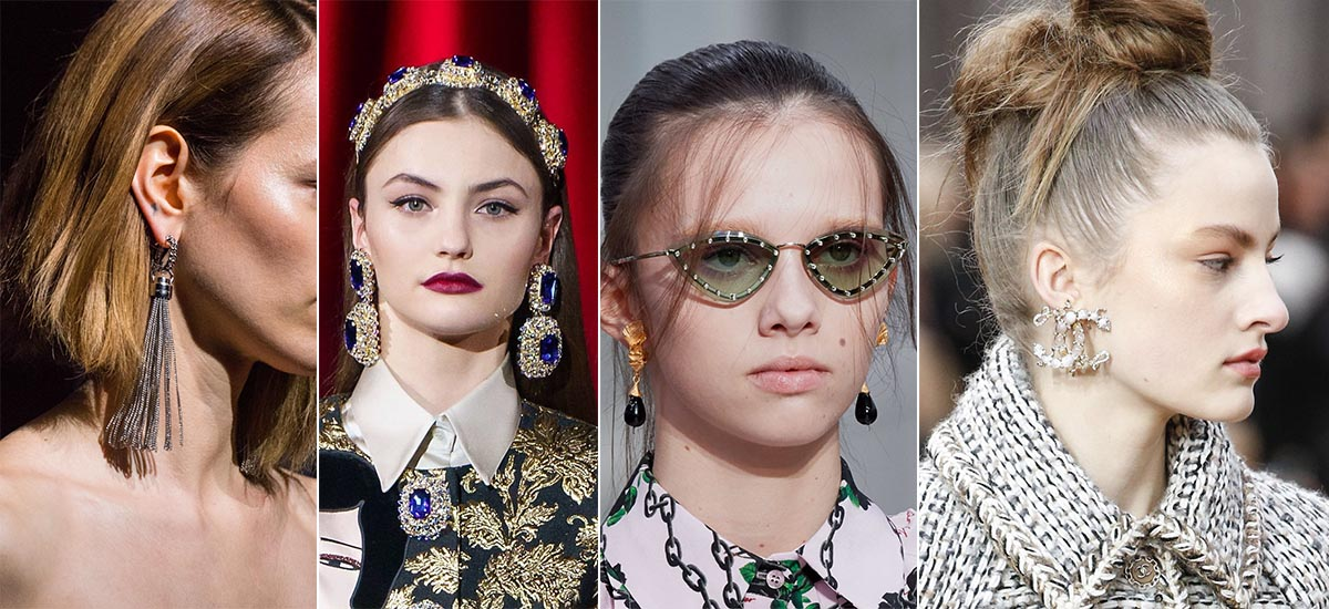 Картинки по запросу Модные аксессуары и украшения осень-зима 2019-2020