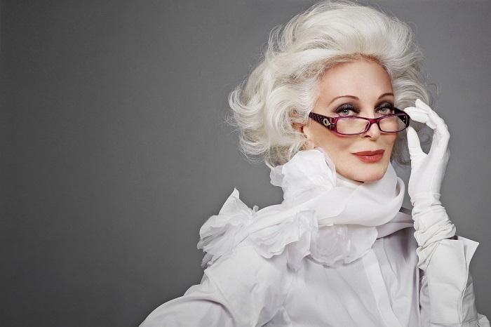 Картинки по запросу Как выглядеть молодо всегда: 85-летняя модель делится секретами долголетия!