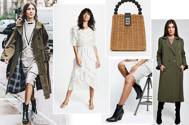 Картинки по запросу 5 идей носить верхнюю одежду по-новому