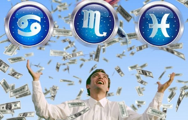 Деньги с Луны падают: Троих Зодиаков ожидает денежный успех в ...