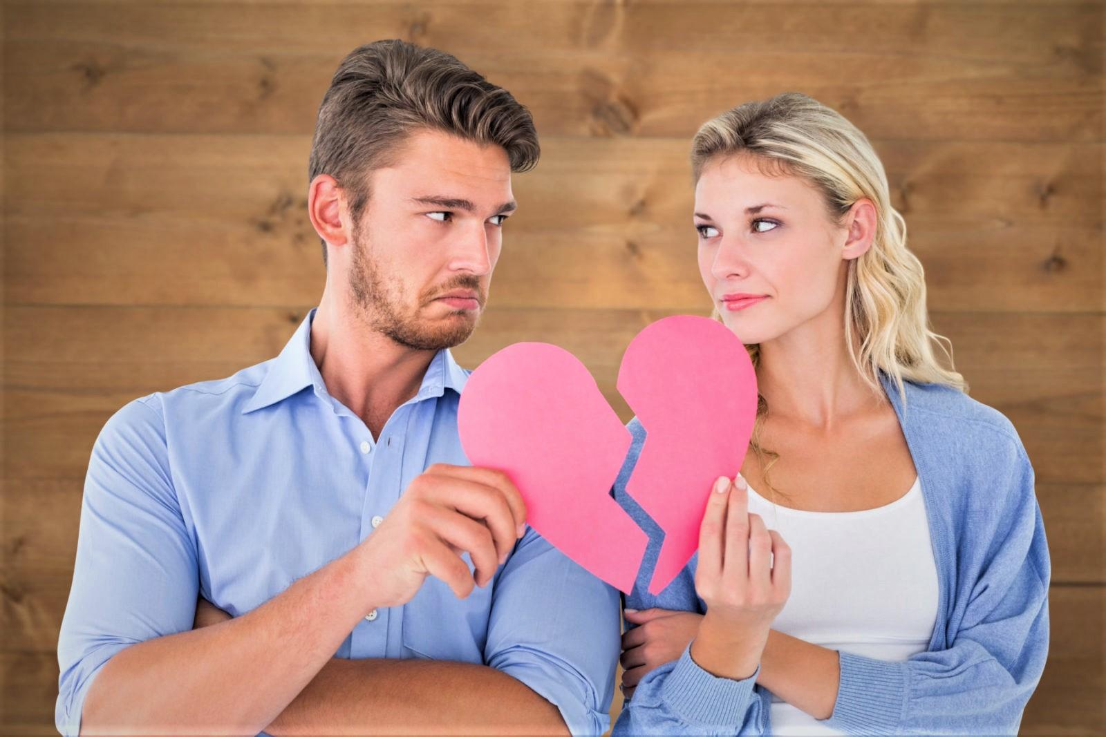 Знаки Зодиака, которые часто разводятся и женятся несколько раз