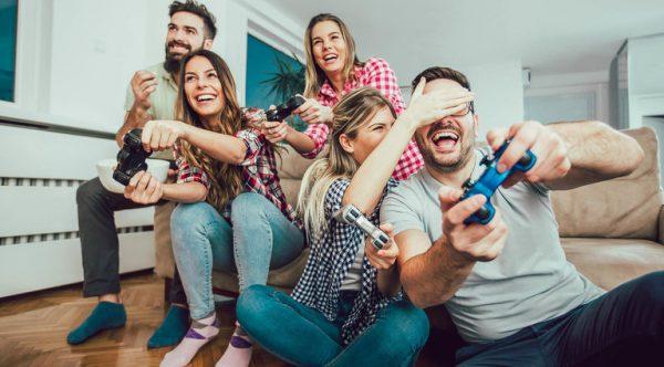 Игровая вечеринка для друзей в Киеве — bodo