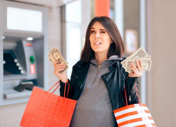 Три причины транжирства   Как перестать тратить деньги бездумно ...