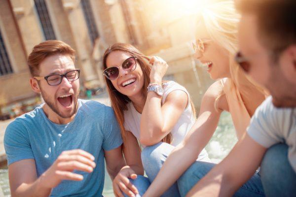 Жизнь в большом городе делает людей счастливыми - Вокруг Света