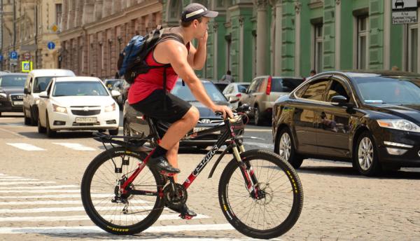 Велосипед – это средство передвижения для кого?