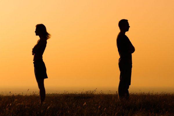Что такое полный разрыв отношений при разводе? | «Англия»