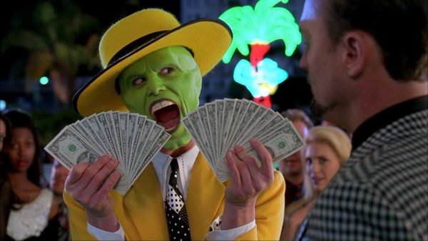The Mask, Money, Film Stills, Jim Carrey Wallpapers HD / Desktop and Mobile Backgrounds