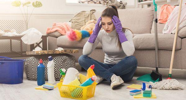 8 ошибок во время уборки: уборка и главные ошибки любой хозяйки