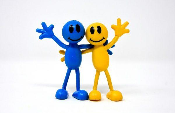 Дружба Радость Смайлики - Бесплатное фото на Pixabay