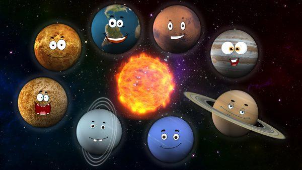 Какая планета покровительствует тебе? — Трикки — тесты для девочек