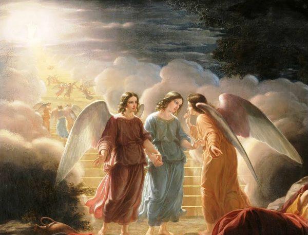 АНГЕЛЫ ХРАНИТЕЛИ   БОГОЯВЛЕНСКИЙ КАФЕДРАЛЬНЫЙ СОБОР В ЕЛОХОВЕ :: Официальный сайт