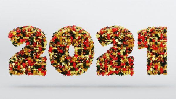 Новый Год 2021 Счастливого Нового - Бесплатное изображение на Pixabay